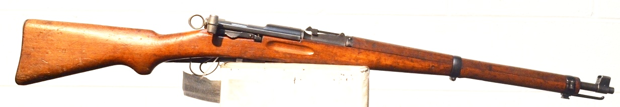 Swiss Surplus Model K-31 Rifle 7.5x55mm  # 941700