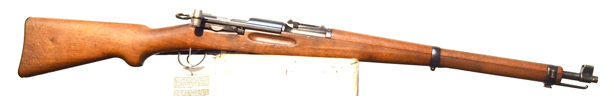 Swiss Surplus Model K-31 Rifle 7.5x55mm  # 878622